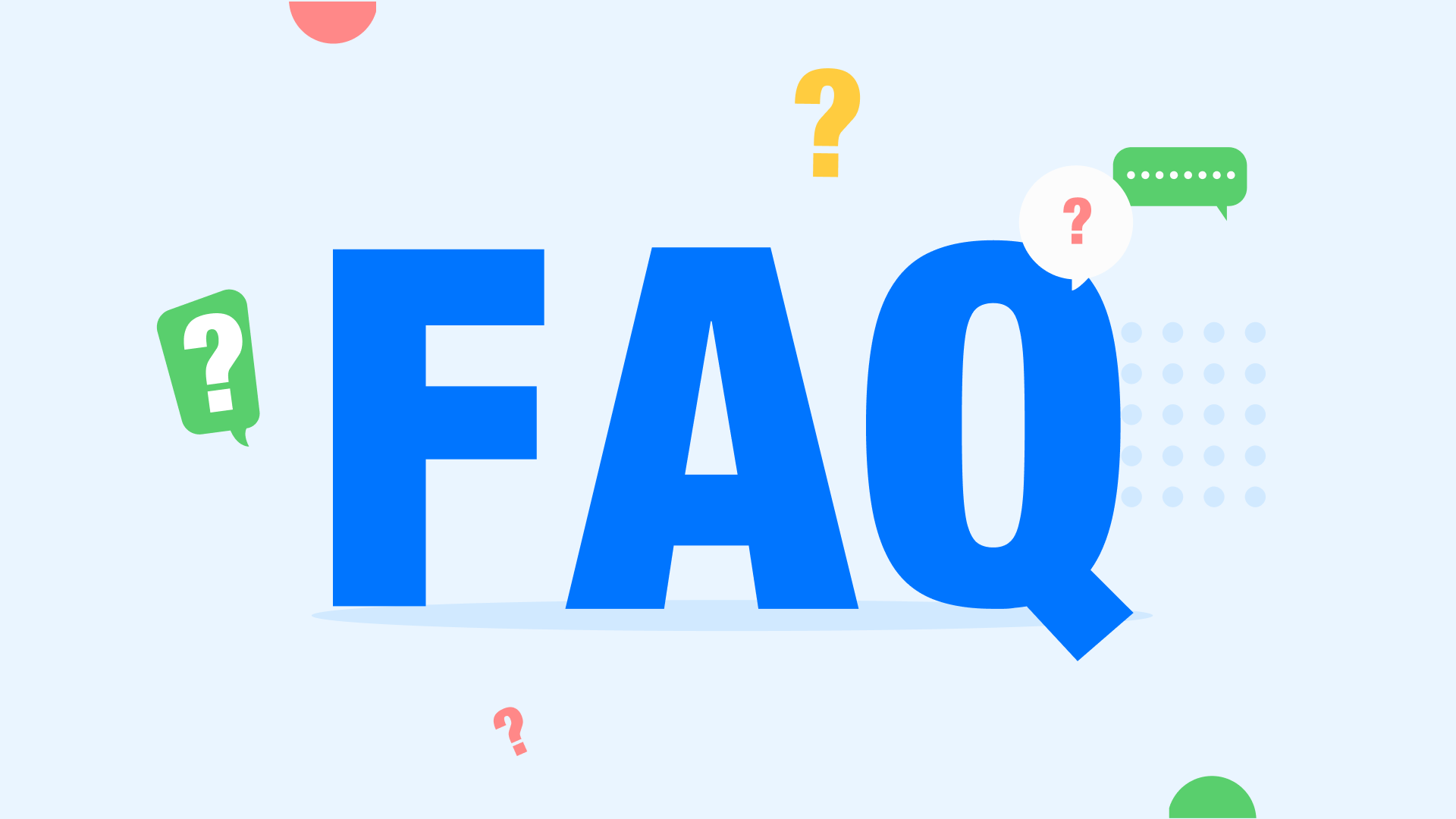 No-code FAQ: answering frequently asked questions from AppMaster.io users